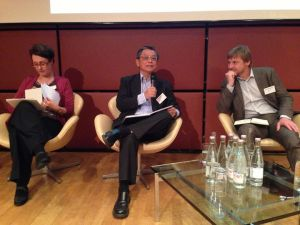 Panel speaker in Berlin international conference