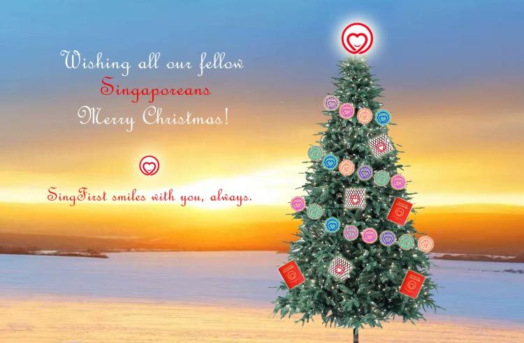 singfirst christmas-tree