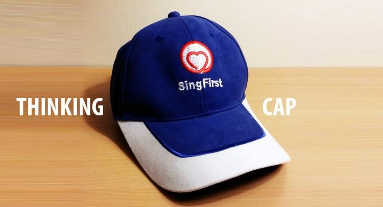 singfirst cap 2